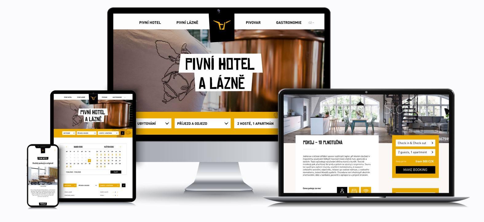Pivní Hotel