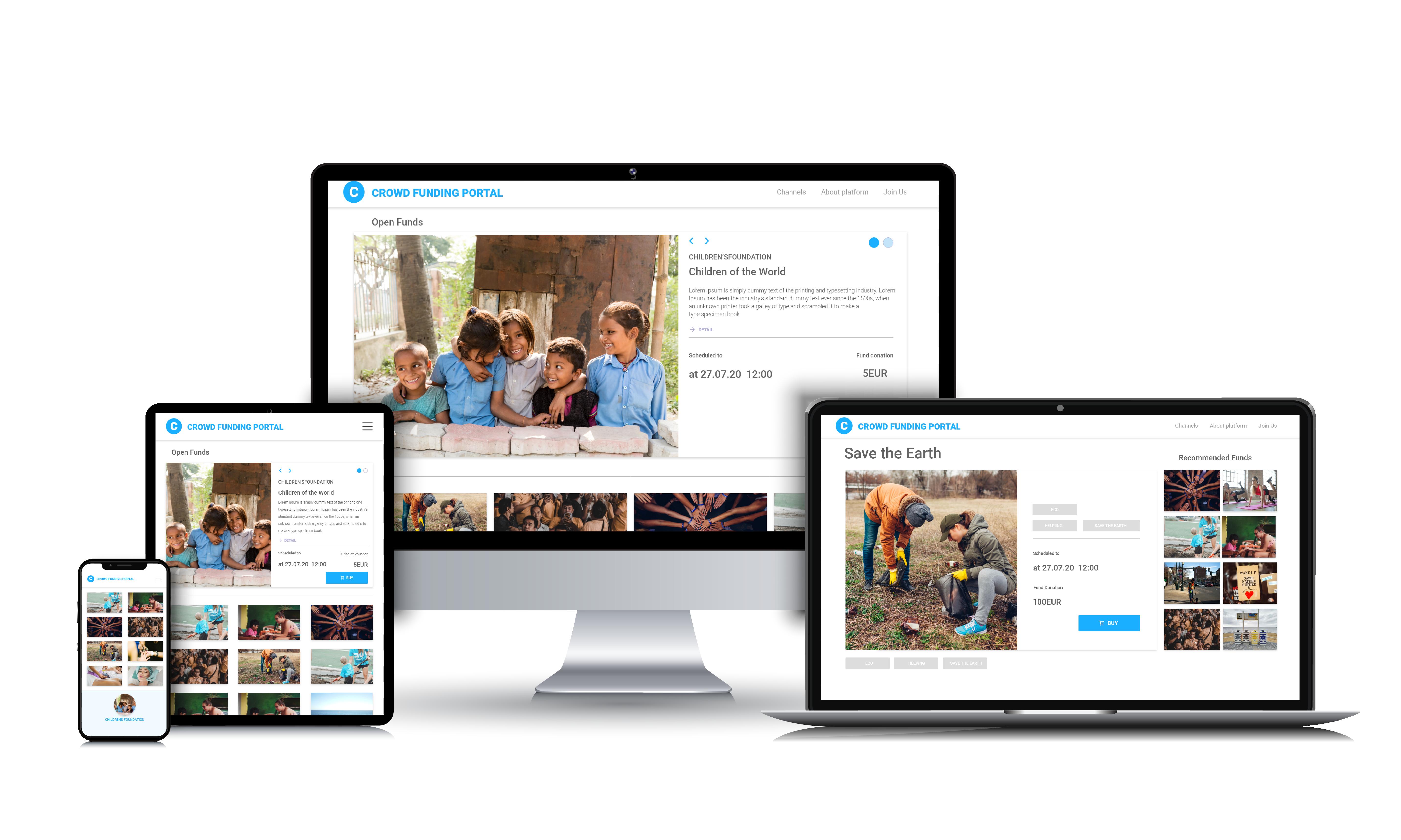 Crowdfunding Portal